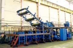 СМ943A Sheet-forming machine
